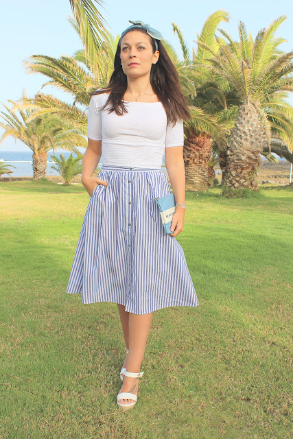 Stripe_Midi_Skirt_The_Pink_Graff_01