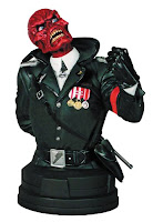 Red Skull Character Review - Mini Bust Product