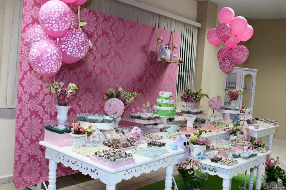 Kika Festas E Decorações Infantil Campinas Mesa Personalizada Tema
