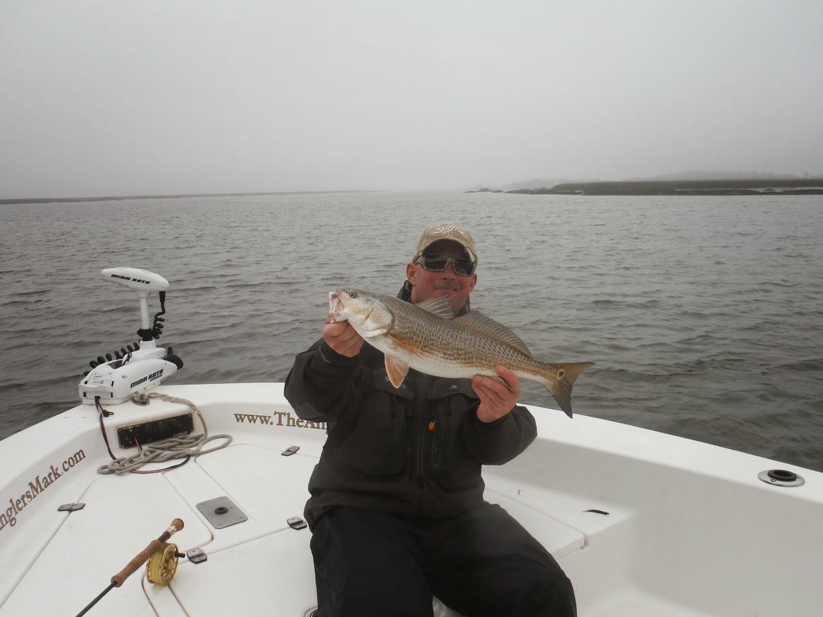 Amelia island fishing reports amelia island slam on a fly for Amelia island fishing report