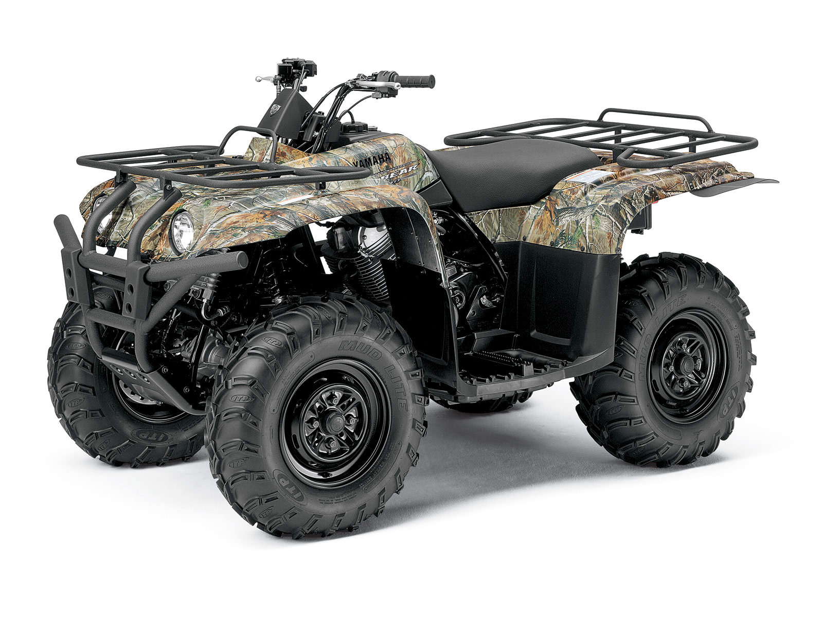atv pictures 2012 yamaha big bear 400 4x4 irs