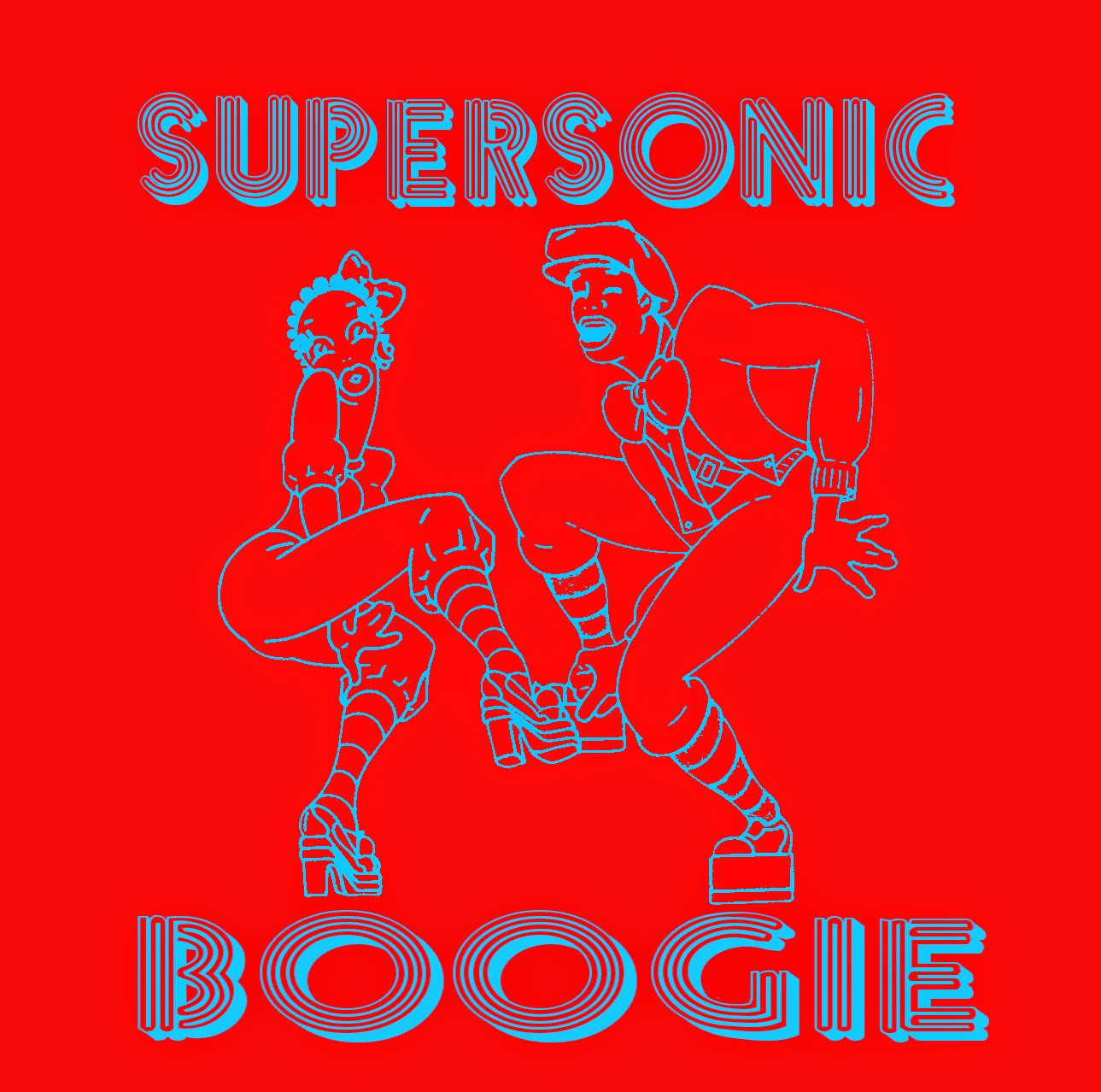 Supersonic Boogie - A Snap, Crackle & Pop Disco Mix