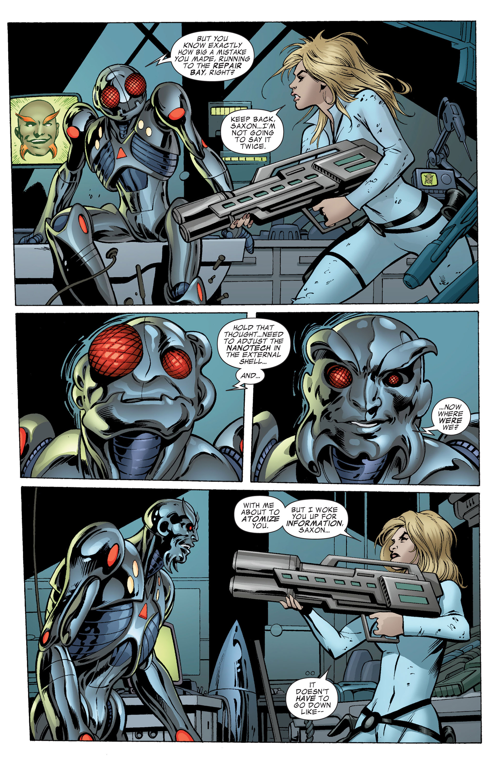 Captain America (2011) Issue #9 #9 - English 12