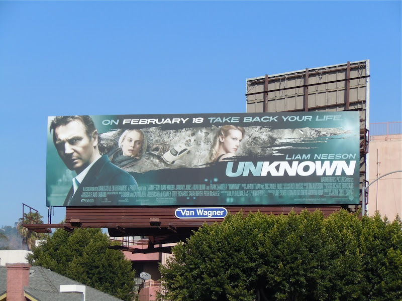 Unknown movie billboard