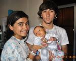 MEUS FILHOS SANDRO,JESSICA E DINIS