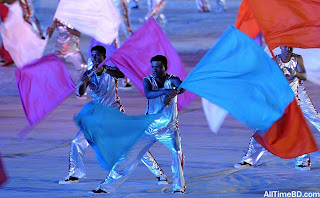 ICC Cricket World Cup 2011 Opening Ceremony photos in Dhaka