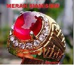 Ciri Dan Khasiat Batu Merah Siam/Siem Yang Asli