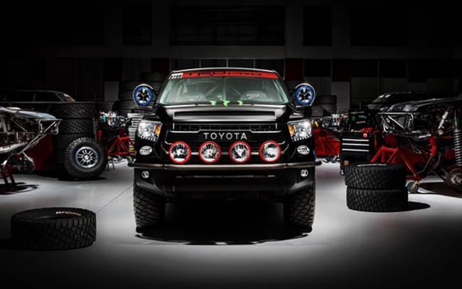2016 Toyota Tundra TRD Pro to Race Baja 1000
