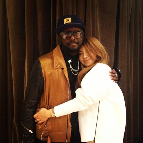 CL 2NE1 & Will.i.am