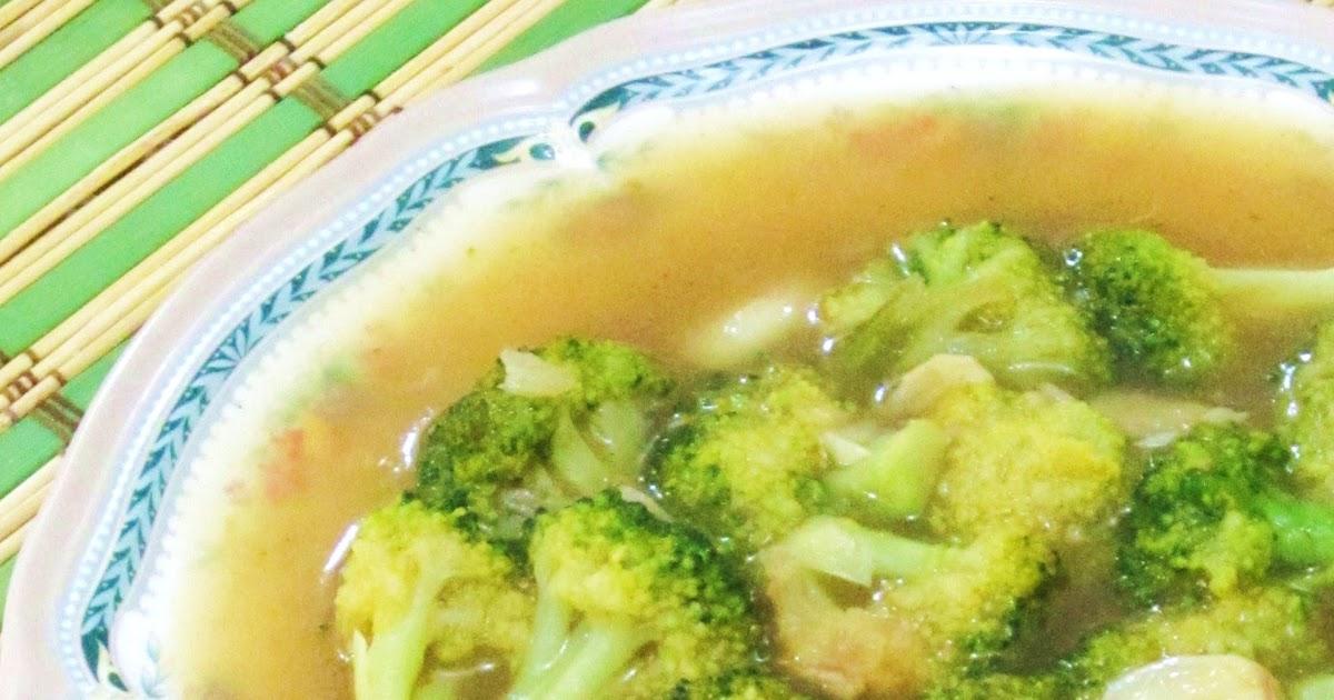 Resep Spesial Tumis Brokoli Ayam Yang Praktis