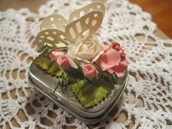 Mini Butterfly Tin