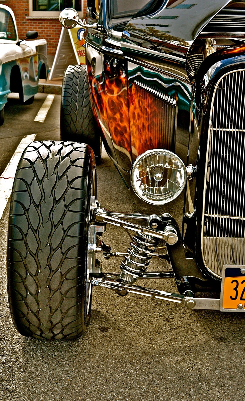 32 Ford \'Deuse\' Coupe. | Tom The Backroads Traveller