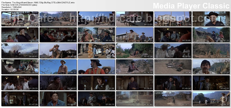 The Magnificent Seven 1960 video thumbnails