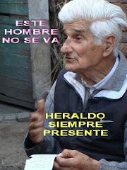 HERALDO ESLAVA: 'ESTE HOMBRE NO SE VA'