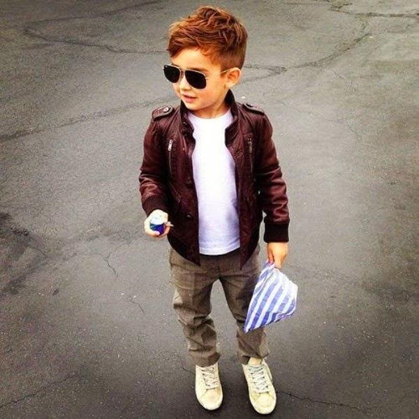 Foto gambar anak laki-laki paling modis dan keren terbaru