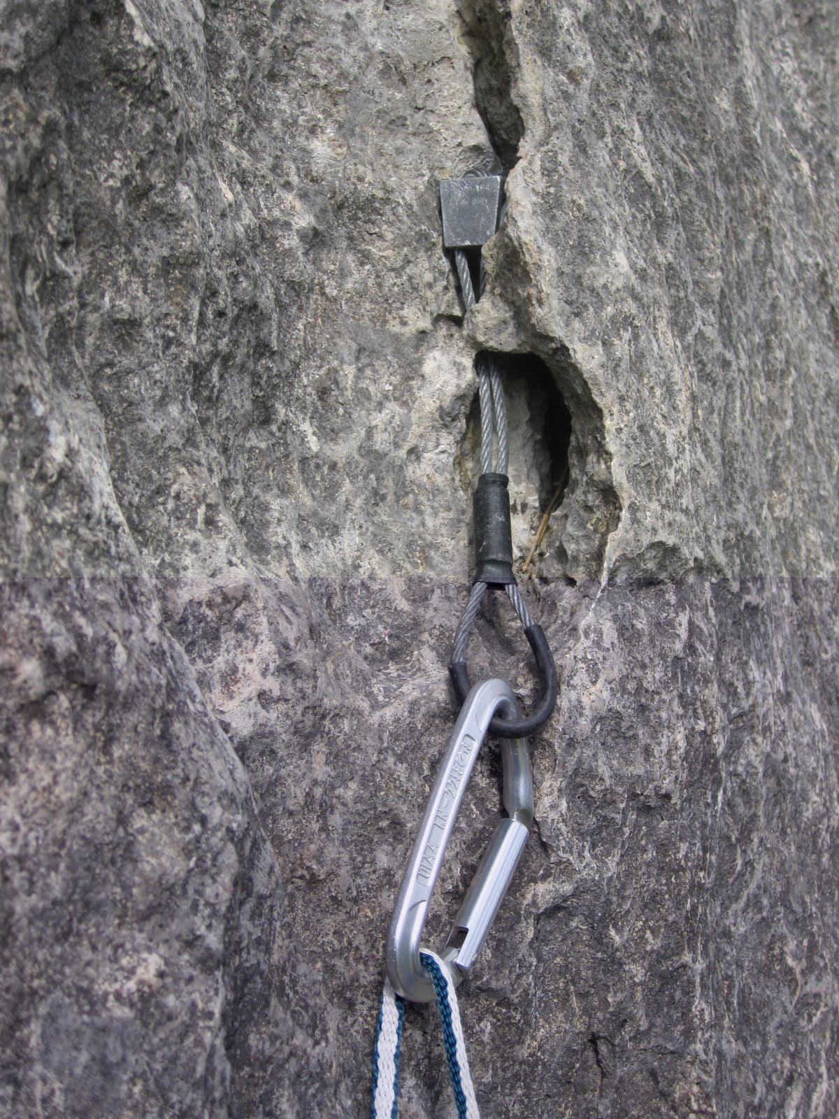 material alpinismo