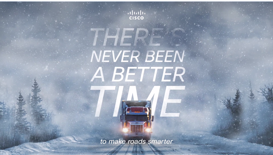LOGAN Teams with Cisco on Launch of 'There's Never Been a Better Time' Campaign