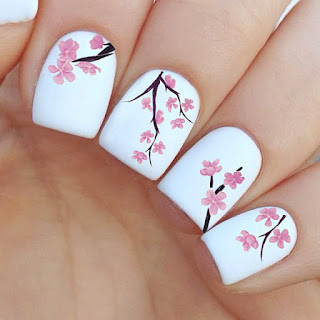 Nail Decal Cherry Milie's Nails