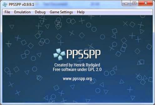 psp emulator for pc free download