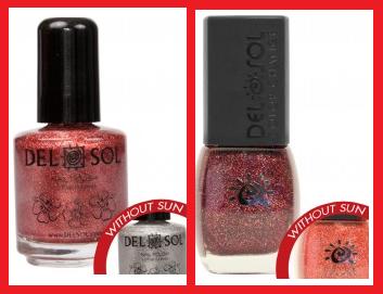 Color-Change Nail Polish