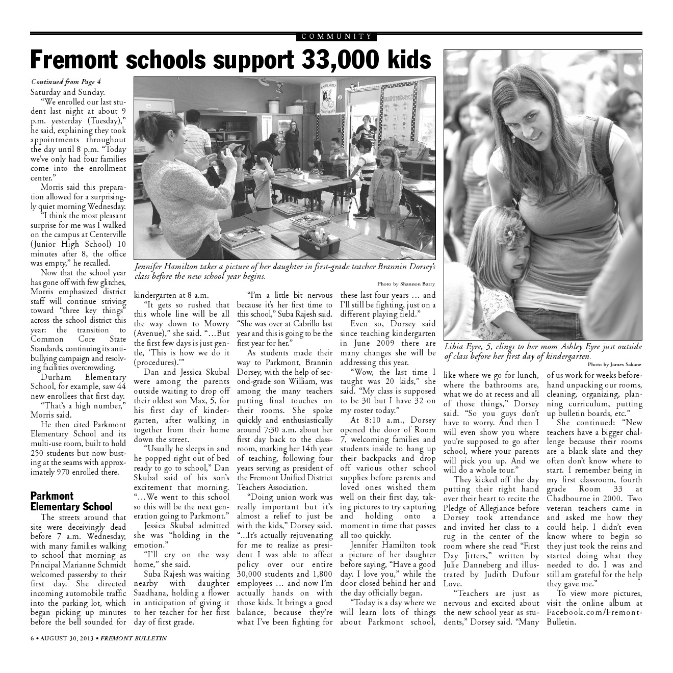 fremont unified school district fremont unified Non-discrimination policy: fresno unified school district does not harass, intimidate, or discriminate on the basis of race, color, ethnicity, national origin,.