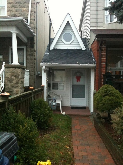 Smallest House In Toronto