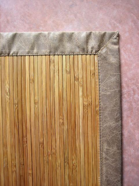 Bamboo Floor Mat4