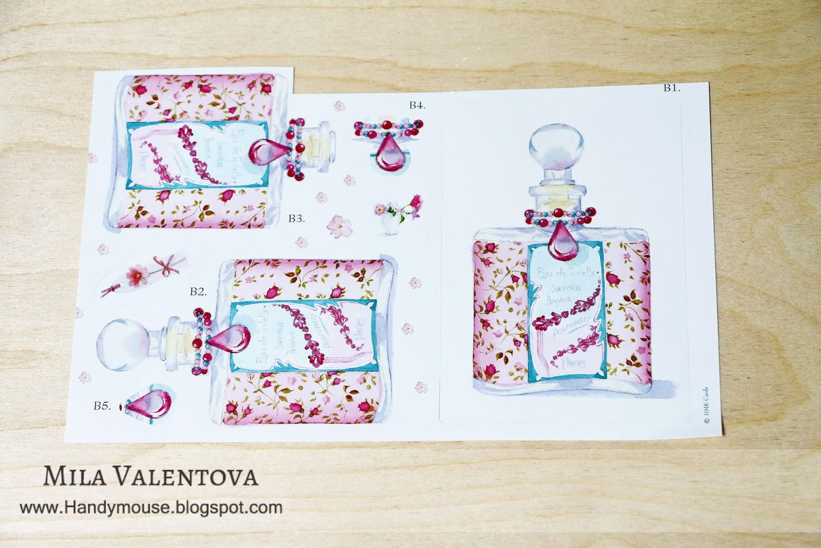 Конфетка от Милы Валентовой