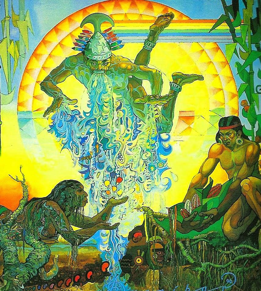 Desvendando o mistério da origem da Ayahuasca (Partes 1 a 5)