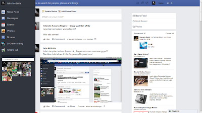 facebook news feed terbaru