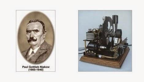 Penemu TV Mekanik