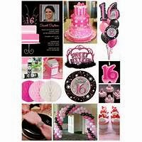 Sweet 16 Party Ideas For Girls