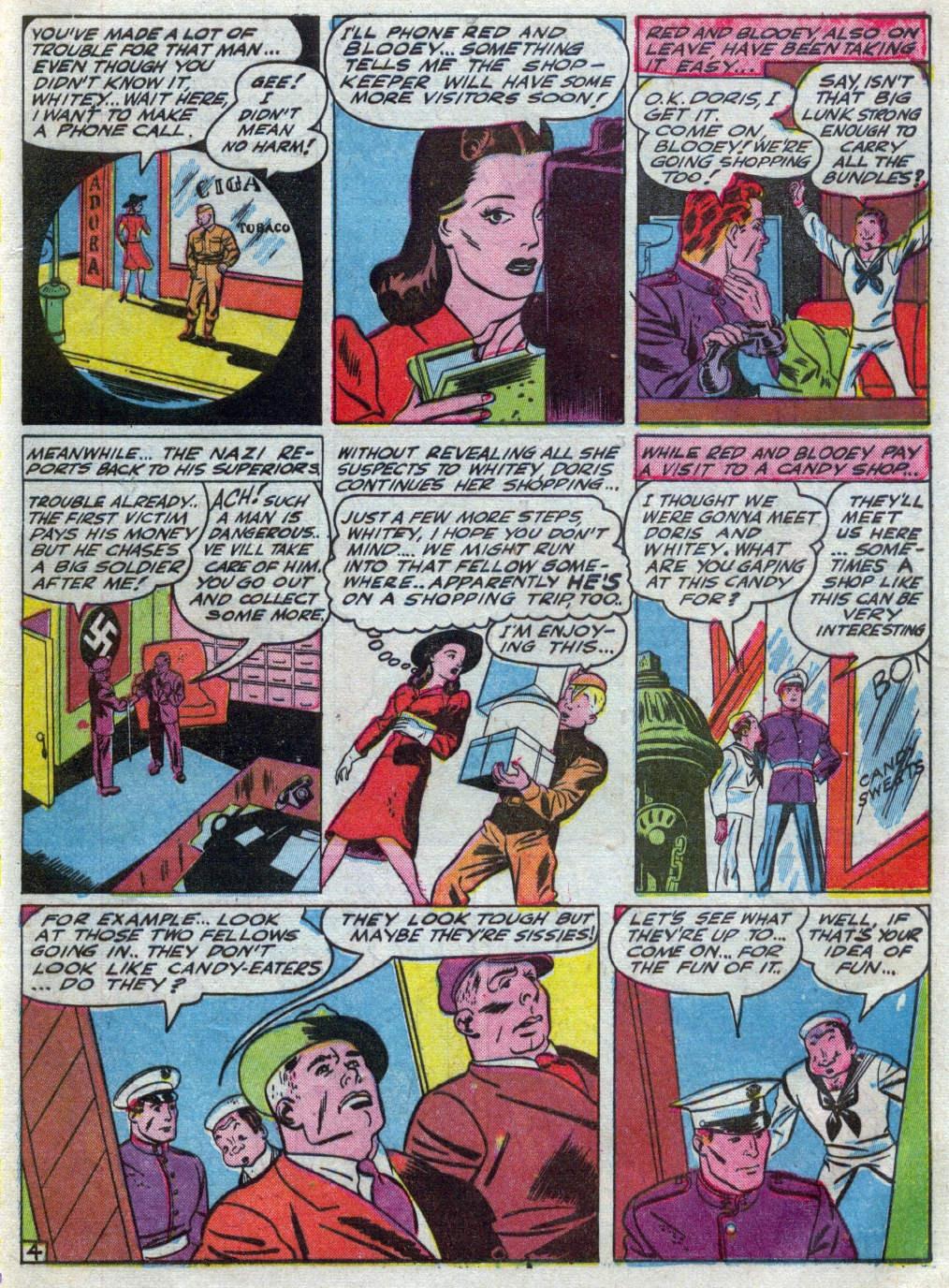 Read online All-American Comics (1939) comic -  Issue #45 - 64
