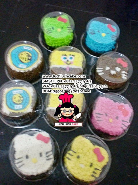 Mini Cake Souvenir Ultah ( Repeat Order)