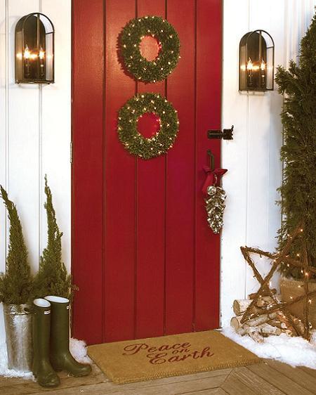 Navidad Decoracion De Puertas ~ 00 pm decoracion para navidad decoraciones todo decoraciones y mas