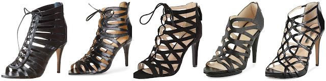 Ivanka Trump Mackley Dress Sandal $51.14 (regular $150.00)  Nine West Determine Cage Sandals $59.99 (regular $119.00)  Nine West Authority Suede Dress Sandal $64.95 (regular $99.00)   Pelle Moda Robyn Leather Evening Sandal $69.50 (regular $139.00)  INC Sharee Platform Dress Sandals $76.65 (regular $109.50)