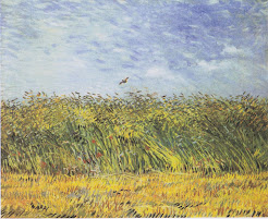 Wheatfield with a Lark