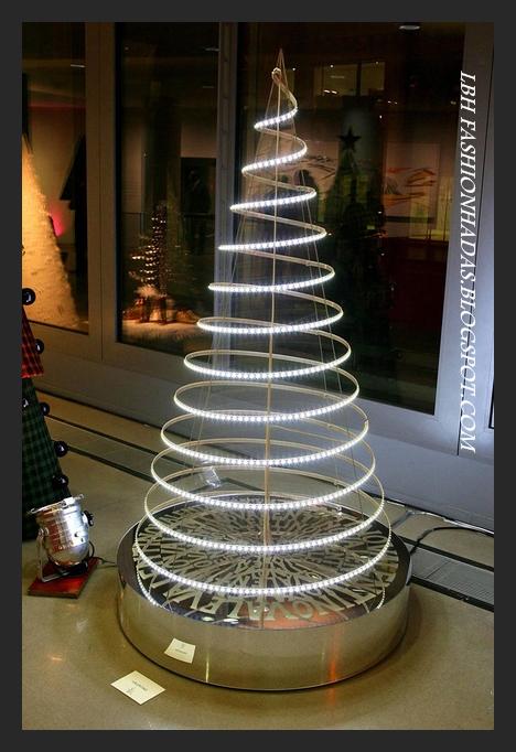 El blog de lbh fashionhadas arboles de navidad - Arbol de navidad hecho en casa ...
