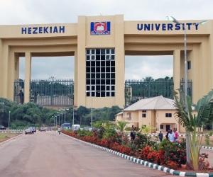 Hezekiah University Admissions