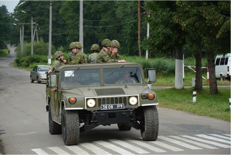 HMMWV M1097A2 3808Р9