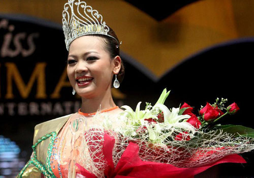 Miss Myanmar International 2012
