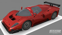 GTR 3 Competizione P4/5 4