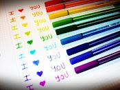 El amor es cuando no respiras, cuando es absurdo, cuando echas de menos, cuando es bonito aunque es