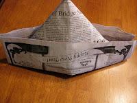 ¡La Oca Loca! Como-hacer-un-sombrero-de-papel-1