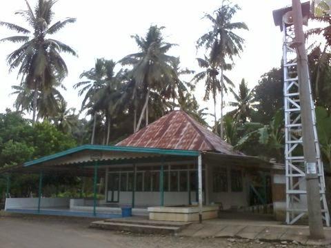 Langgar Jl Murni Hamalau