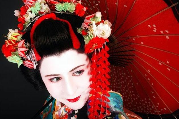 Kisah Yukina Seorang Wanita Geisha