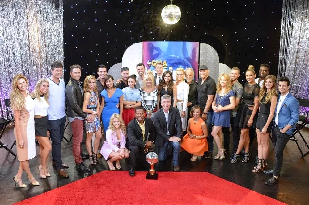 Dancing With the Stars Premier Scores, Dancing With the Stars season 19, DWTS