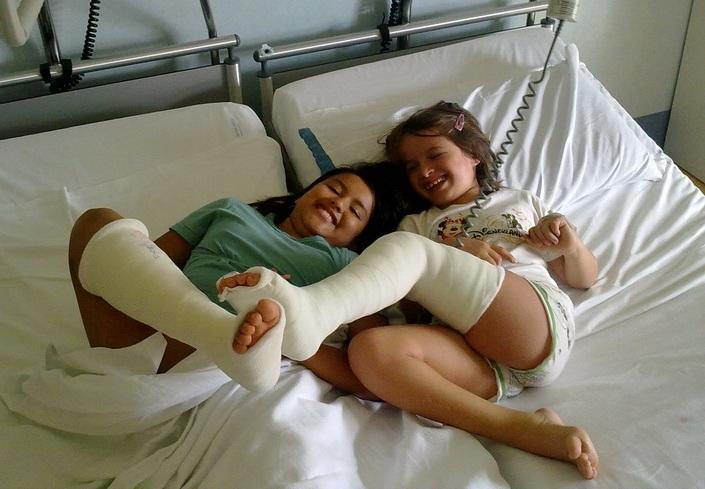 La storia di elena for Fisico sedia a rotelle