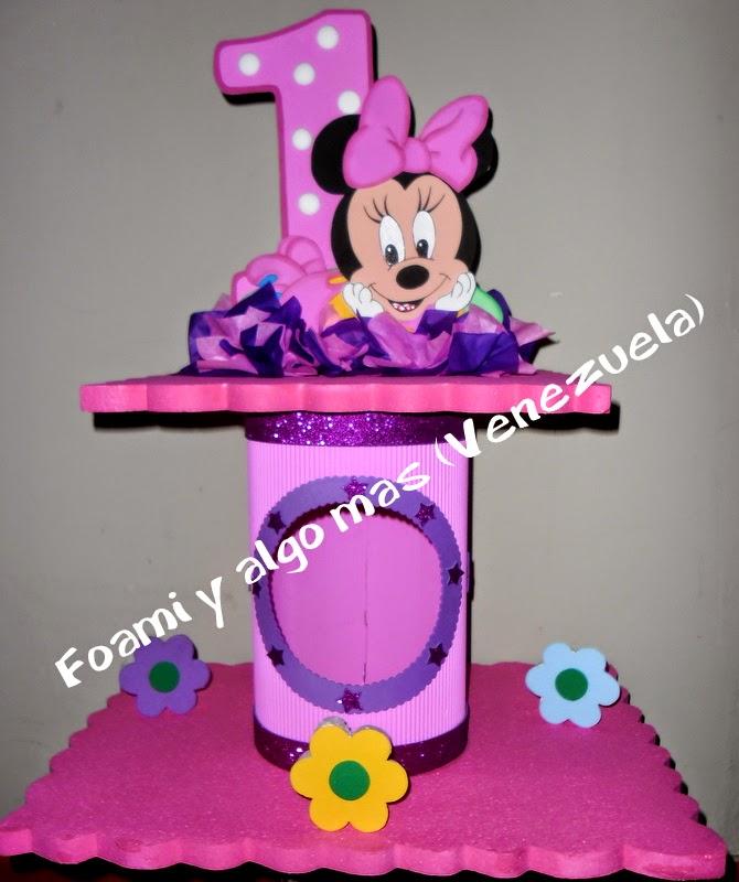 Tarjetas de invitación de Minnie Mouse paso a paso