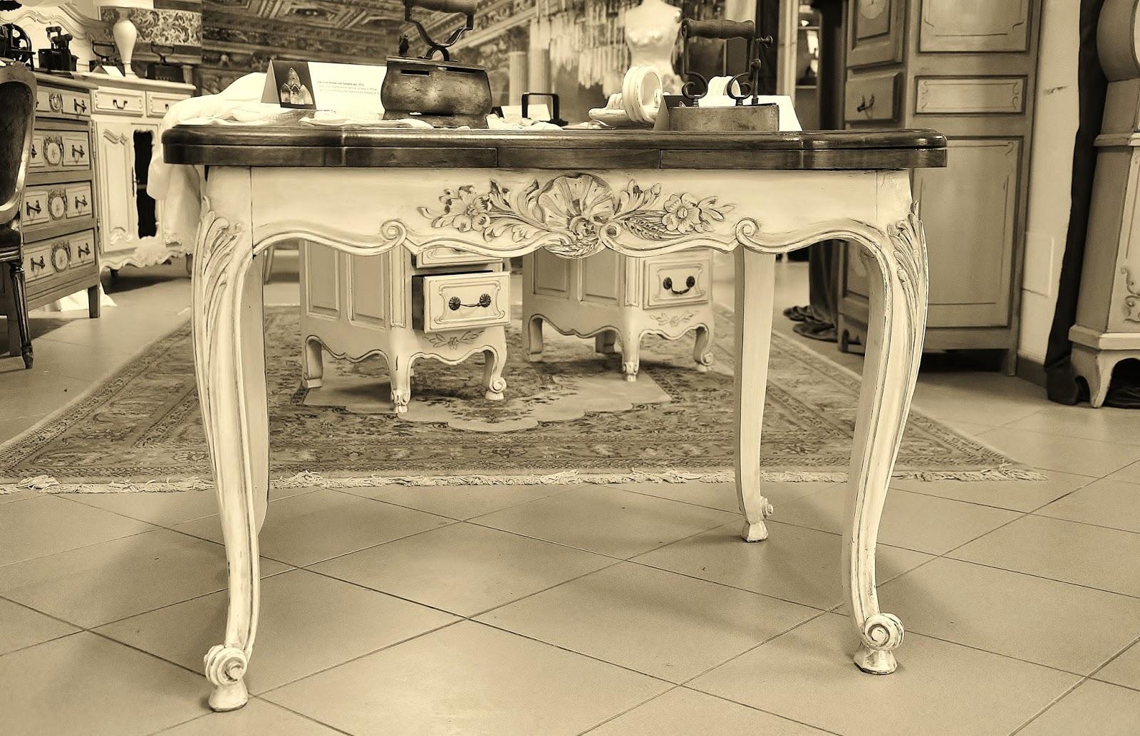 Angela Bacchetta mobili provenzali